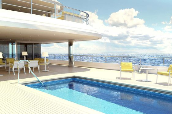 New Feadship Superyacht AQUARIUS Available For Charter