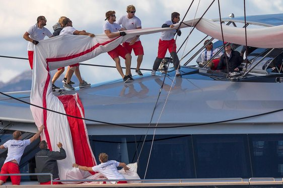 Best photos LIVE: Perini Navi Cup 2018