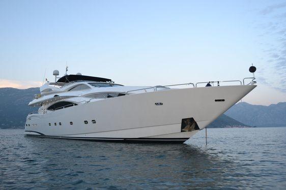 Charter Superyacht BEACHSEEKER in Montenegro
