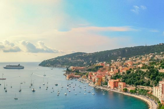 The Decadence of the West Mediterranean  Yachting Itinerary