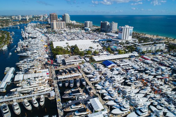 Fort Lauderdale Boat Show 2019 (FLIBS)