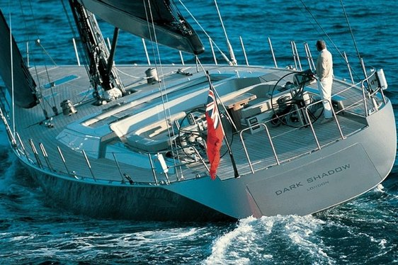 Dark Shadow Yacht Available for Les Voiles de Saint-Tropez