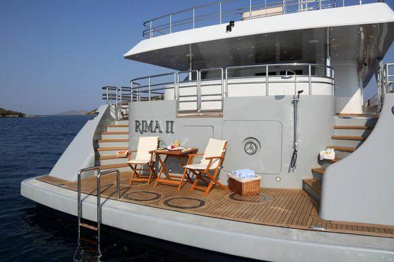 Motor Yacht 'Rima II' Open for Last-Minute Charter in Corsica