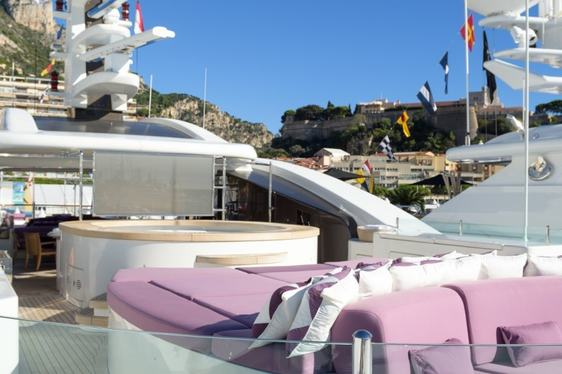 Superyacht 'St David' Open For Special Monaco Grand Prix 2017 Charter