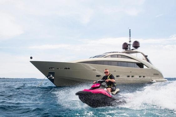 Charter ISA Superyacht 'Midnight Sun' For Less This September