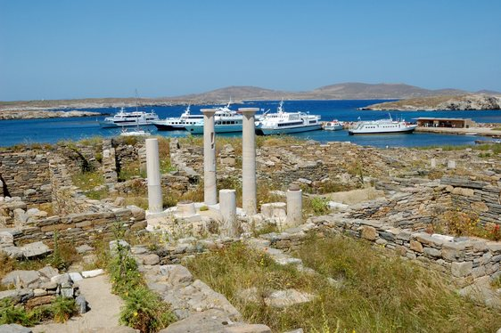8 Days Exploring The Greek Islands Yachting Itinerary