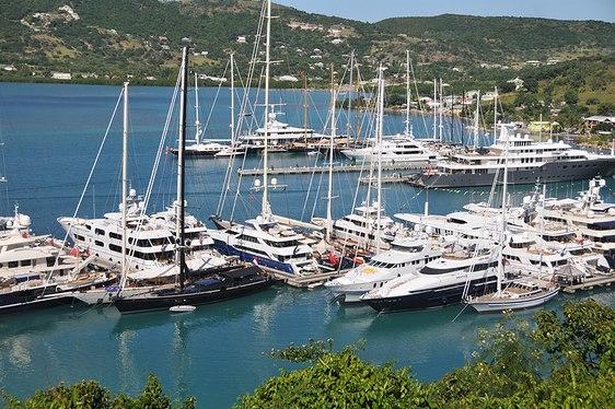 Antigua Charter Yacht Show