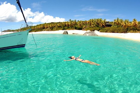 A Classic Caribbean Weekend Charter Yachting Itinerary