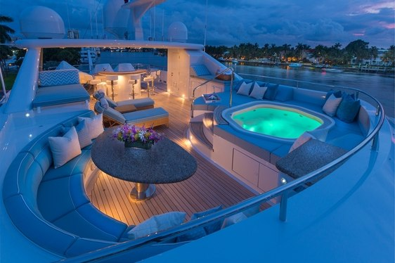 Superyacht 'Four Wishes' Reduces Charter Rate In The Bahamas
