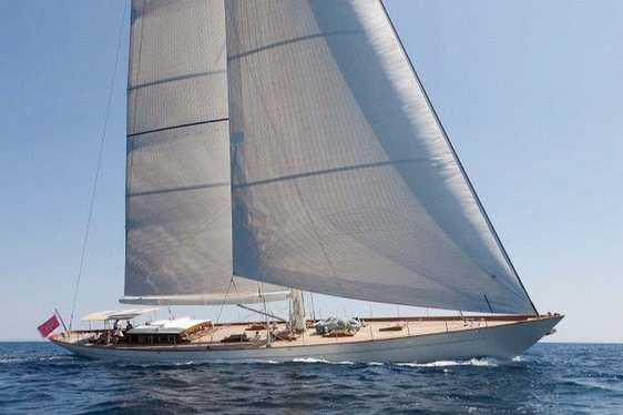 Sailing Yacht ANNAGINE Charter Deal