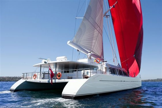 5 Best Spinnakers Spotted on board Charter Yachts