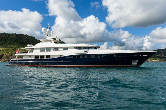 Charter Amels Superyacht DENIKI in Norway