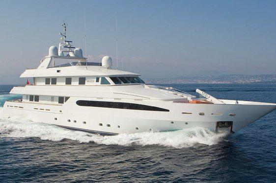 Charter Yacht BALAJU Offers 25% off Mediterranean Charters