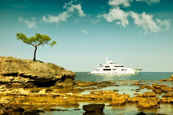 Visit the World's Most Beautiful Landscapes by Yacht Charter