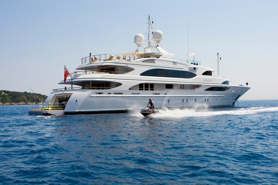 M/Y MEAMINA Available to Charter in the Adriatic in September