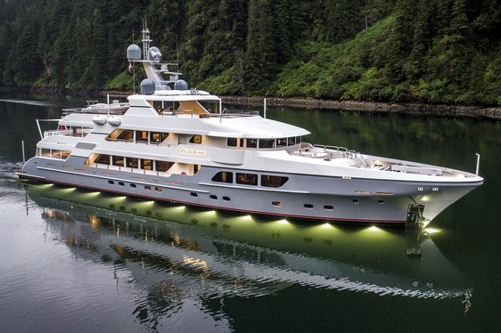 Brand New Superyacht 'Endless Summer' Joins the Global Charter Fleet