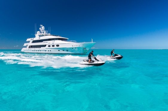 Superyacht 'Casino Royale' Available In The Mediterranean This Summer