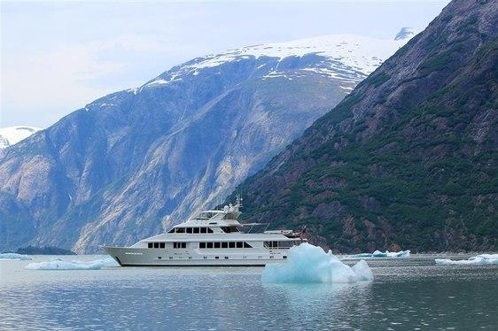 Discovering Alaska on Charter Yacht TALOS