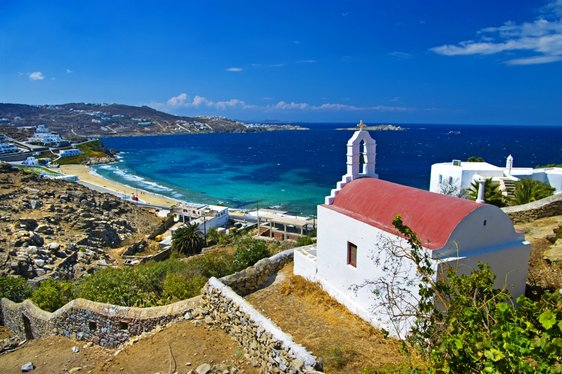 Mykonos to Athens Yachting Itinerary