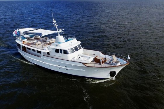 Classic Feadship Superyacht MONARA Available For Charter