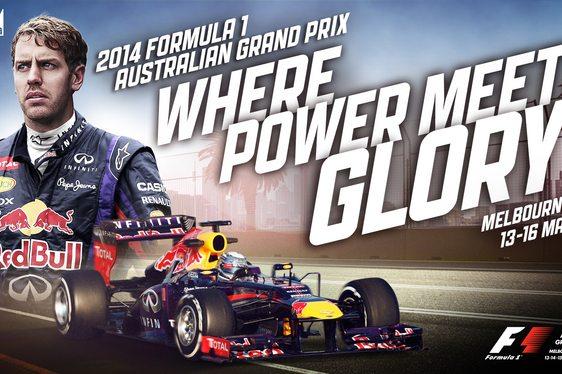 F1 Australian Grand Prix, Melbourne