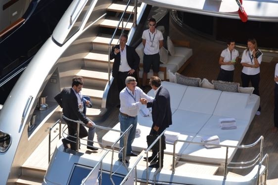 Video - Russian Presence at Monaco Yacht Show 2014
