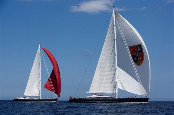 dubois cup luxury yacht charter