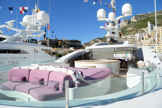 Superyacht 'St David' Available For Monaco Grand Prix Charter