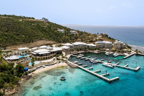 Scrub Island Resort, Spa and Marina reopens in the British Virgin Islands