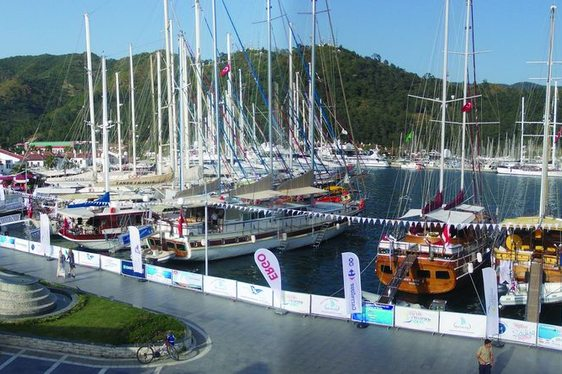 Marmaris Yacht Charter Show Opens Today