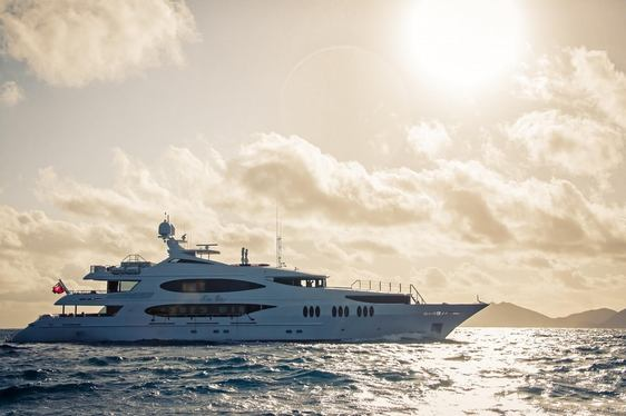 Superyacht MIA ELISE II Joins The Charter Fleet