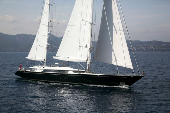 Perini Navi Sailing Yacht 'Parsifal III' Licensed For Spanish Charters