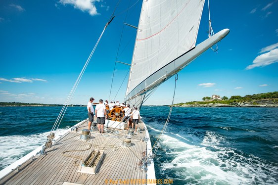 Candy Store Cup Superyacht Regatta 2017