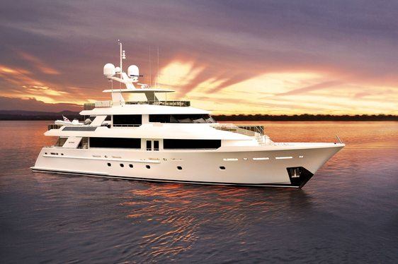 Luxury Yacht 'W' Joins Charter Fleet