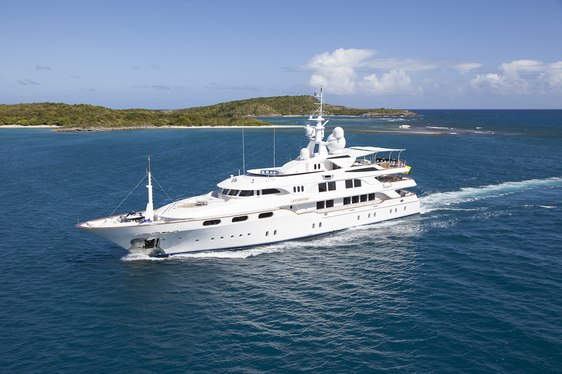 Superyacht STARFIRE Releases Prime-Time Availability