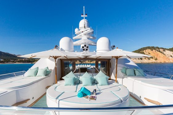 Feadship Motor Yacht CALLISTO Lowers Caribbean Charter Rate This Winter