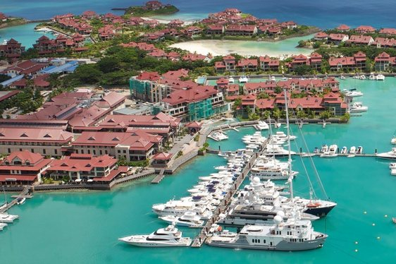 The Seychelles Report Increase in Superyacht Charters