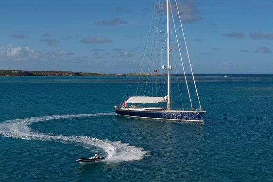 Charter deal: experience a sailing vacation in the Mediterranean with luxury yacht FARFALLA