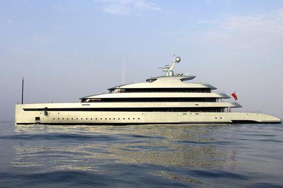 FIRST LOOK: Feadship Superyacht SAVANNAH on Maiden Voyage