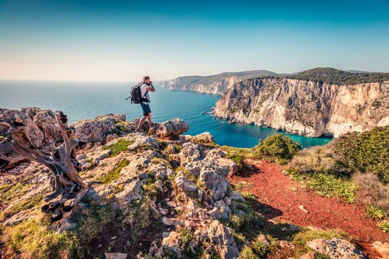 Escape to the Ionian Islands  Yachting Itinerary