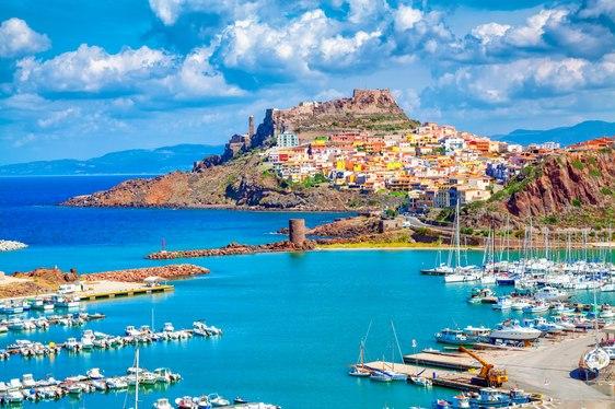 The beauty of Sardinia Yachting Itinerary