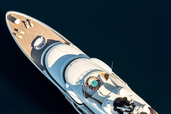 motor yacht Here Comes the Sun on a Mediterranean yacht charter