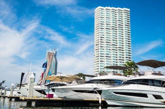 Ocean Marina Pattaya Boat Show 2016
