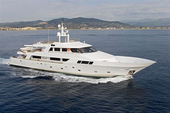 Motor Yacht SENSEI Offers Mediterranean Charter Deal