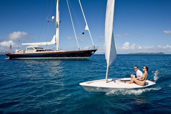 Sailing Yacht MARAE Reduces Weekly Rate For June Charters