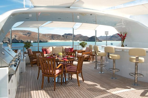 Video: Superyacht WILDFLOUR Now Available For Charter