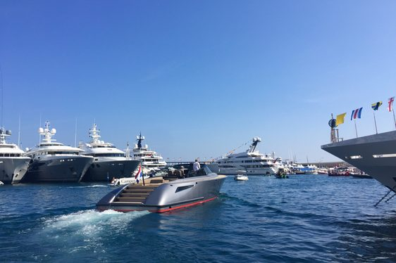 Day 1 Of The Monaco Yacht Show 2017: The Round-Up