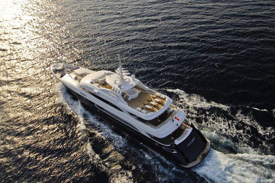 July Availability in Greece on Superyacht O'NEIRO