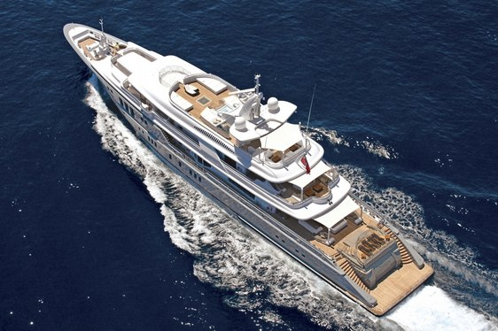 Superyacht SIREN Reduces Charter Rate