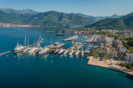 Porto Montenegro Awarded Superyacht Marina of the Year